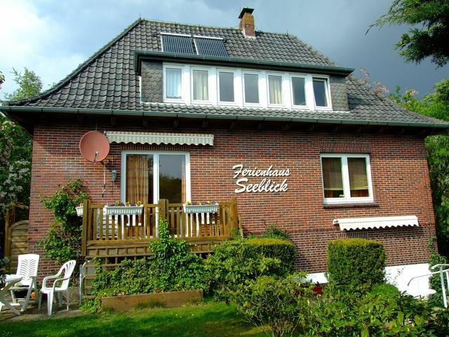 Ferienhaus Seeblick in Varel