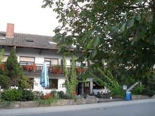 Landgasthof Brunnenwirt Zum Meenzer Hausansicht