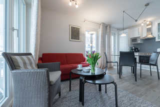 Villa Strandvogt WE 13 Wohnen