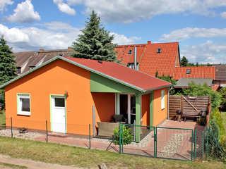 kleines Ferienhaus am Feldrand Ferienhaus Stolzenburg