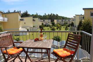 Apartments mit Blick ins Grüne Aussicht