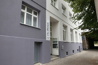 City Pension Magdeburg Eingang