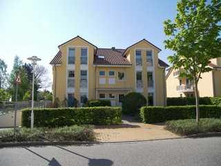 Schloonseevillen, Haus 1, Whg. 01 Außenansicht