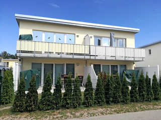 Ferienwohnung im Küstenwald bei Graal-Müritz MOST 2381 Hausansicht