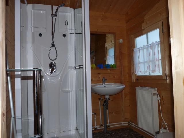 Haustyp E - Bad mit Dusche