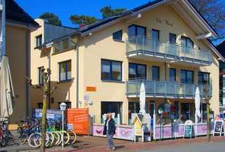 Villa Wauzi 5 mit Balkon 5 min zum Strand Fahrstuhl im Haus Aussenansicht