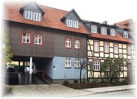 City Apartments Wernigerode Aussenansicht