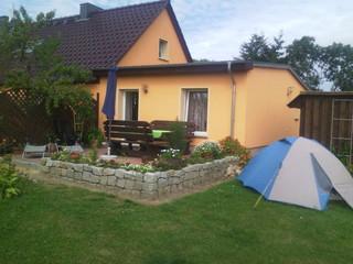 Ferienwohnung Müller Haus mit Grundstück