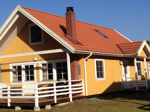 Schwedenhäuser am Useriner See Schwedenhaus Seeblick, 2 Boote incl., WLAN