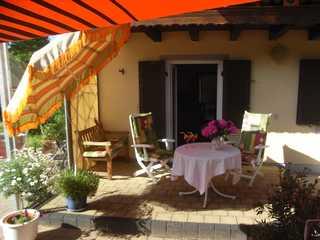 Traudel's Ferienwohnung Garten