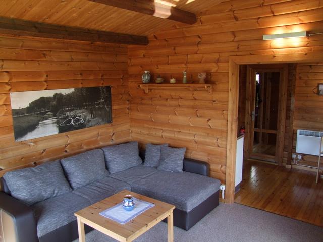 dieSeeSucht - Lodge am Fjord (Wohnbereich)