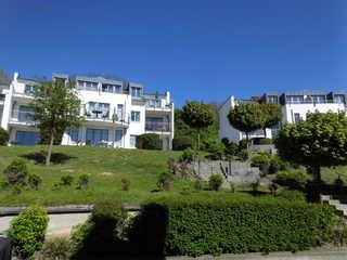 Appartement Residenz Bellevue Usedom Whg.26 Außenanlage