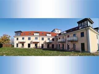 Ferienresidenz Zum Seglerhafen_SB Aussenansicht Gartenseite