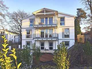 Villa Düne 4 F664 | WG 6 Sonnendeck im Dachgeschoss Villa Düne 4 im Ostseebad Binz