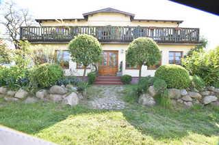 Villa Seeheim Ferienobjekt direkt am Wasser OVS 692 Aussenansicht Vorne