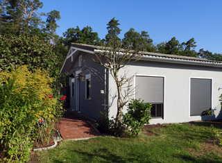 Ferienhaus mit Garten Ferienhaus