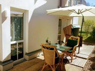 Residenz Bismarck, WE MARIS schöne Terrasse