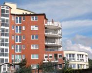 Nordseeblick Cuxhaven Oberste Wohnung mit 20 m² Dachterrasse u. Seesicht