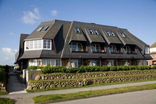Kampen Kliff Appartementanlage in Strandnähe