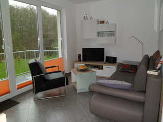 *Ferienwohnung Igelring 47/OG Scheidemann GM 69821 Wohnzimmer