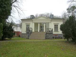 Tarnowskis Villa Seeblick, nur 50m zum Strand, WLAN inkl. Villa Seeblick