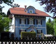 Ferienwohnung im Blauen Haus Das Blaue Haus