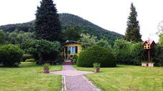 Haus im Grünen Hausansicht
