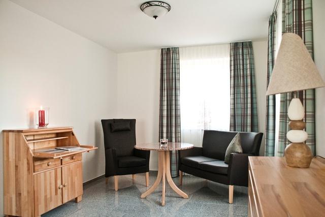 Kapitänshaus: Wohnbereich 2