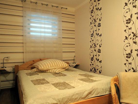 Doppelbett (1,40m) Schlafzimmer Wohnung II
