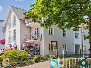 Ferienwohnung Albatros - Whg. 04 Haus inkl. Souvenirlädchen und Eisverkauf