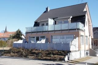 Zinnowitz, Apropos-Zinnowitz-OG 4 Vorderansicht Gebäude