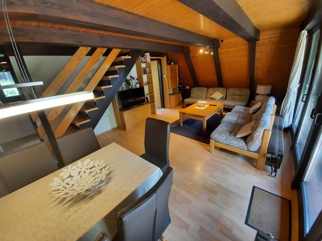 Wohnzimmer Winnetou