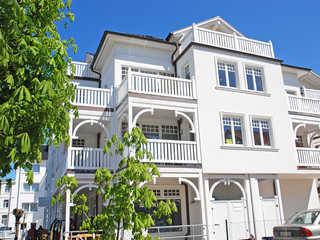 Villa Laetitia F561 WG 15 im 2. OG mit 2 Balkonen Villa Laetitia im Ostseebad Binz - Hausansicht