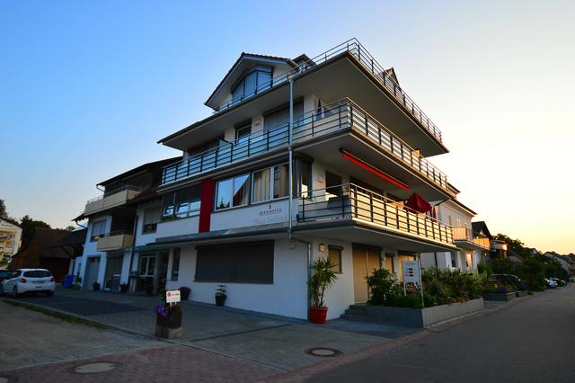 Haus Seeblick - Blick von der Seite