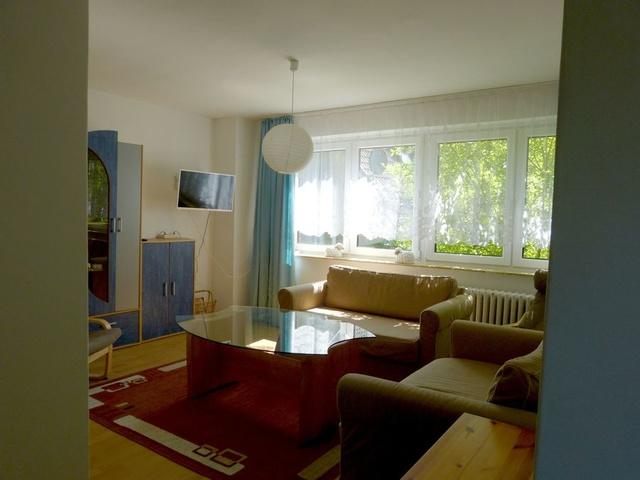 Wohnzimmer Bungalow 4
