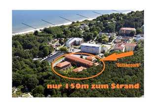 Zempin Ostseepark WE 05 **Insel Usedom**150m zum Strand** Ausblick
