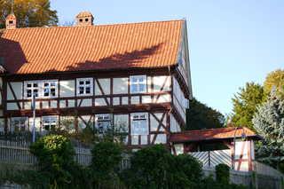 Ferienwohnung am Schlosspark in Blankenburg Ferienobjekt