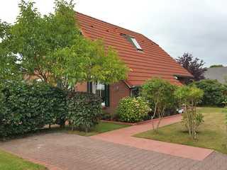 Ferienhaus in Nessmersiel 200-014a Hausansicht