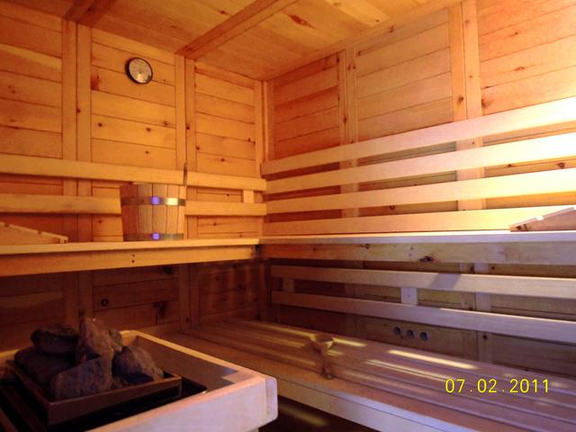 Sauna Wohnung I (buchbar)
