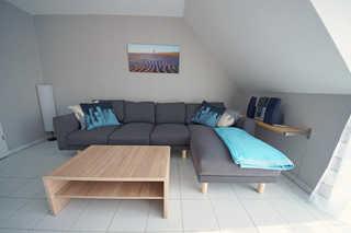 Appartement Stader Str. 3 Wohnzimmer