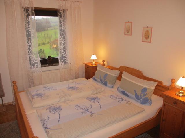 Schlafzimmer FeWo II