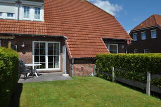 Nr. 05 - Ferienhaus Mühlenblick / Nähe Museumshafen Garten / Terrasse
