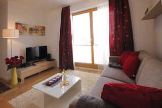 Villa Sanddorn WE 01 Wohnen