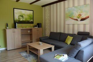 Doppelhaushälfte Thormählen/Wulf Wohnzimmer