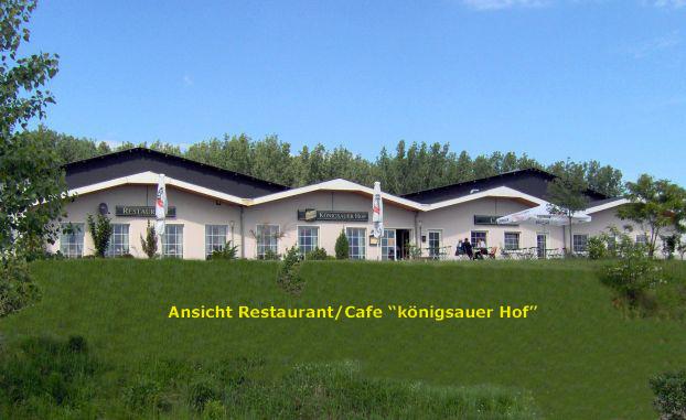 Restaurant in Ferienpark