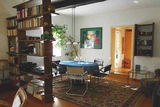 Essecke, Treffpunkt im Haus