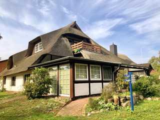Haus 1795 Specht Ferienwohnung im Obergeschoß unterm Rohrdach
