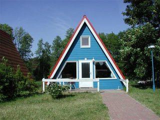 Ferienhaus Zechlinerhütte SEE 7301 Außenansicht Ferienhaus