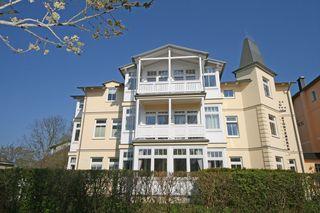 MI: Villa Störtebeker Außenansicht