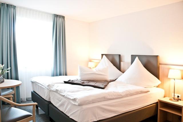 Bungalow: 1 von 4 Schlafzimmern